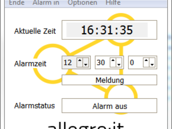 allegro:it Alarm-Timer