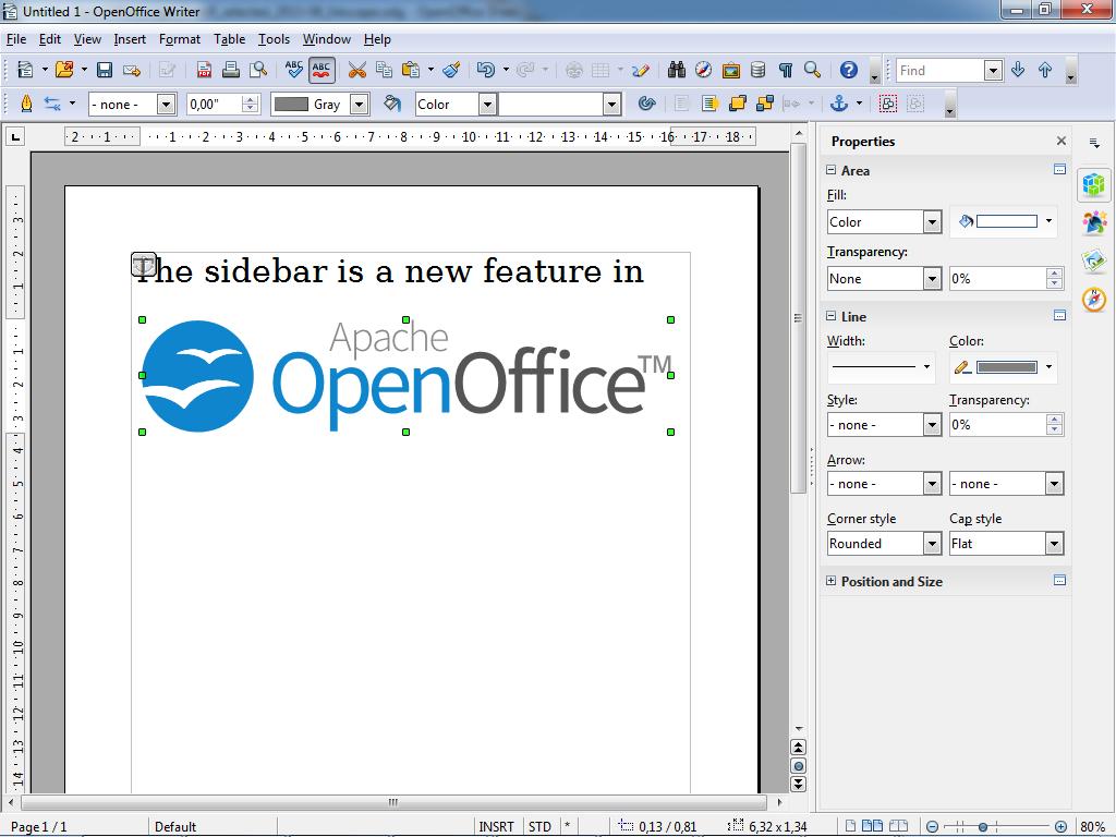 Download Apache OpenOffice kostenlos bei NowLoad