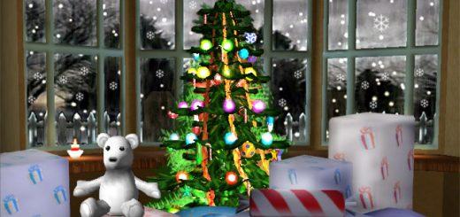 3d weihnachtsbildschirmschoner kostenlos downloaden bei nowload. Black Bedroom Furniture Sets. Home Design Ideas