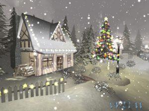 CHRISTMAS TIME 3D SCREENSAVER