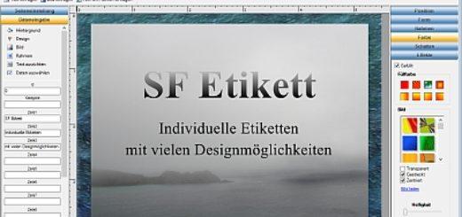 SF-Etikett