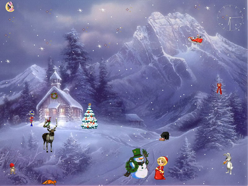 Download Christmas Adventure Screensaver kostenlos bei NowLoad