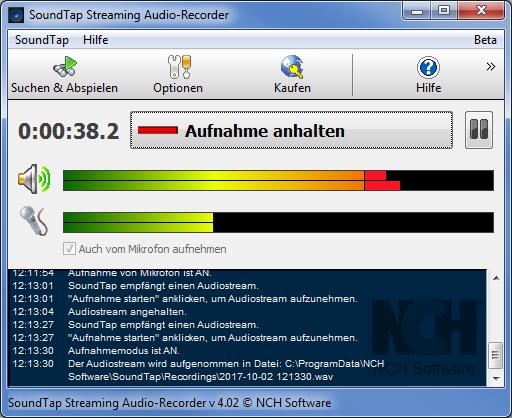 soundtap streaming audio recorder v2.11
