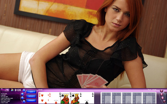 Video Strip Poker HD 1.00
