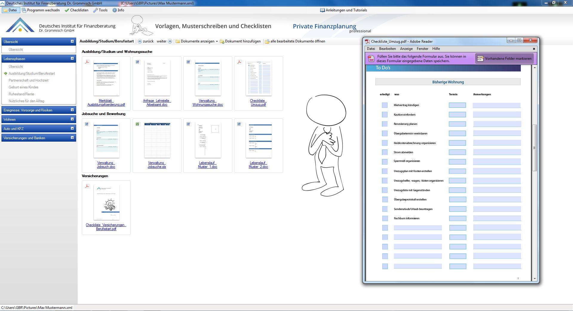 Download Vorlagen, Musterschreiben und Checklisten 2013/14 kostenlos ...