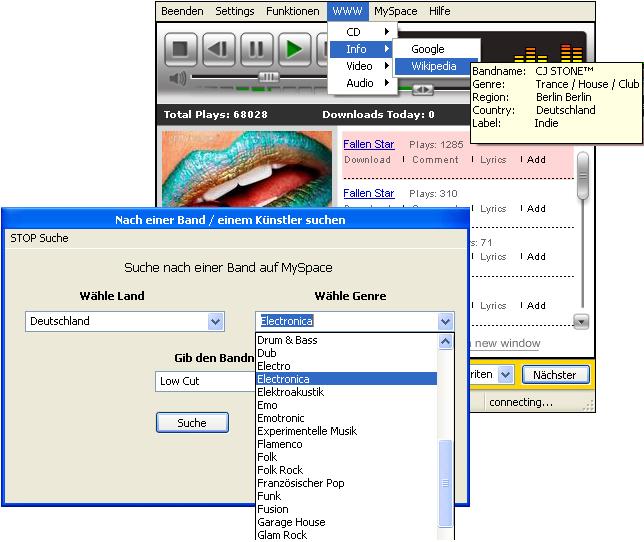 Jamming mp3 files freeware - jamming mp3 gratis facil