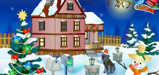 Weihnachten Bildschirmschoner