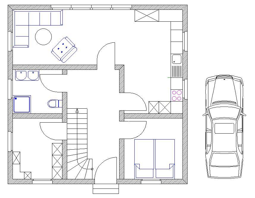 download vizadoocad kostenlos bei nowload. Black Bedroom Furniture Sets. Home Design Ideas