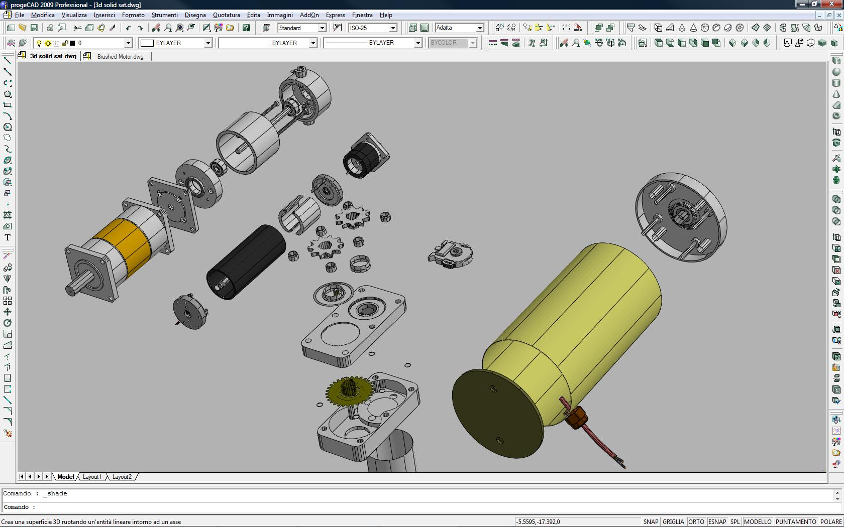 no pdf import button in cad 2016