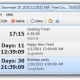 Free Countdown Timer 2.2