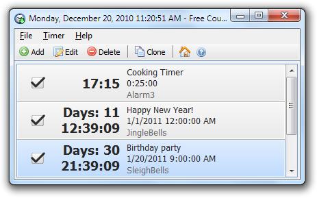 countdown download kostenlos