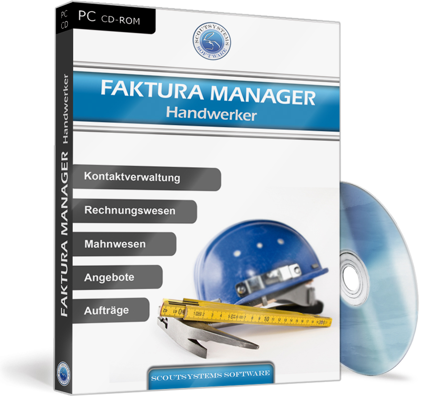 Download Faktura Manager Handwerker Software Kostenlos Bei Nowload