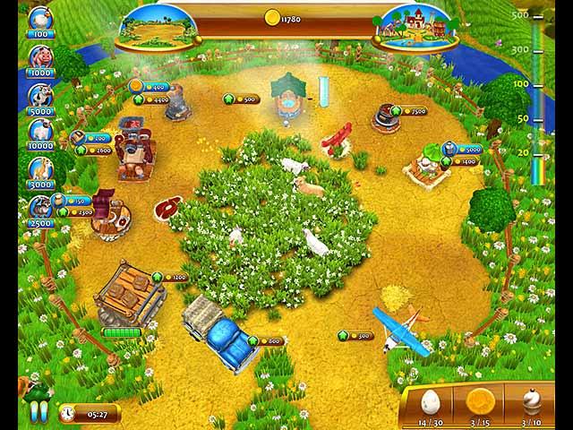Farm Frenzy 4 - NowLoad