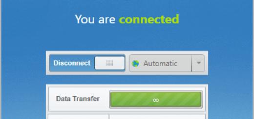 winclient hide.me VPN for Windows