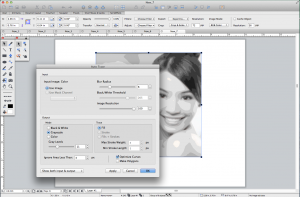 Canvas Draw for Mac Trace
