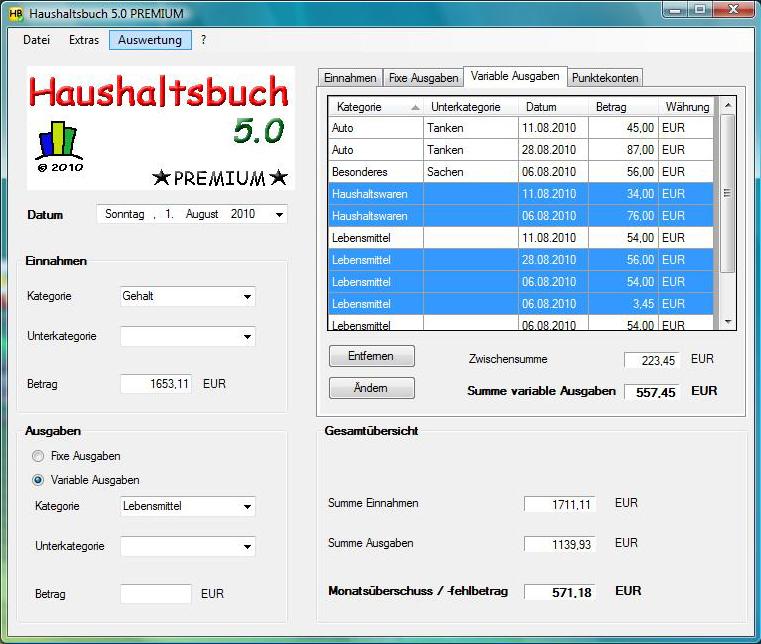 Download Haushaltsbuch NetBook Kostenlos Bei NowLoad